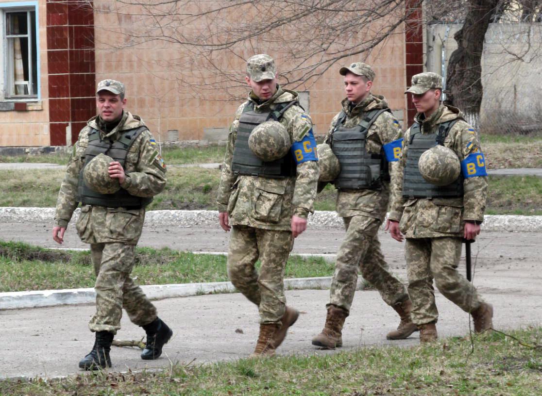 Коли запрацює закон про Військову поліцію?