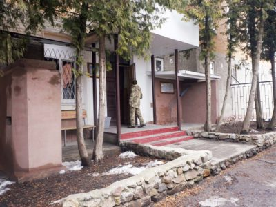 Як військові правоохоронці підтримують порядок у Чугуївському гарнізоні