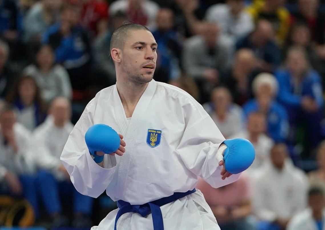 Армійський каратист Станіслав Горуна отримав олімпійську ліцензію