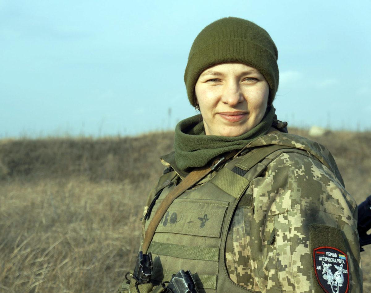 Як медсестра із Лисичанська Альбіна стала бійцем батальйону «Донбас»