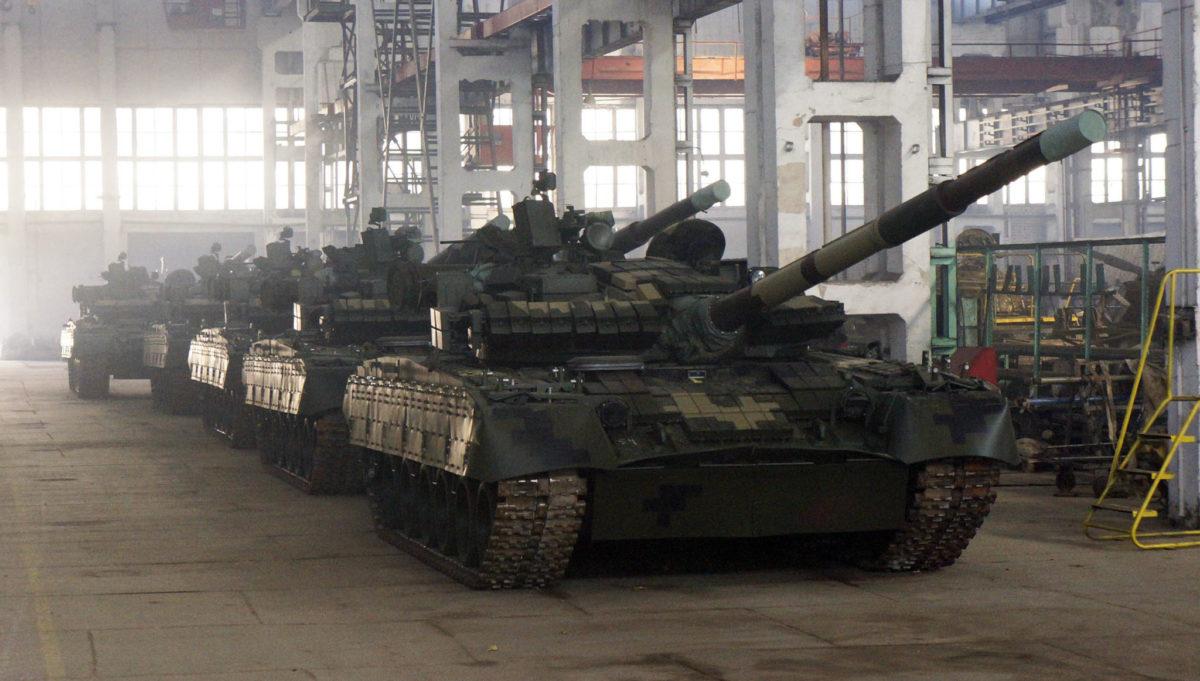 Модернізований у Харкові Т-80БВ відтепер бачить ворога на великій відстані