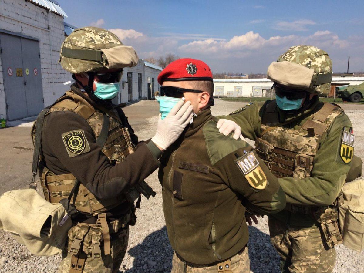 Як діятимуть військові правоохоронці щодо порушників карантинних заходів