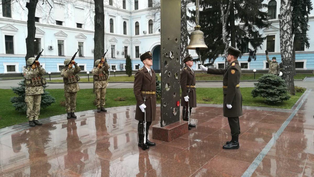 У Залі пам'яті відбулось понад 500 церемоній вшанування загиблих військовослужбовців