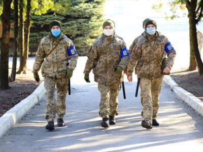Карантинний патруль: за що переживати військовому без маски!?
