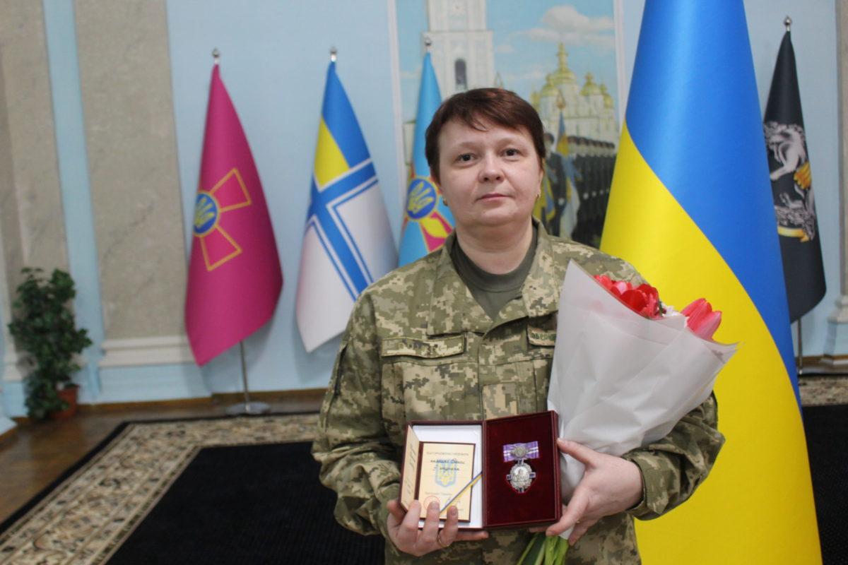 Майор Наталія Кальниш за 20 років в армії взяла участь у чотирьох Олімпійських Іграх