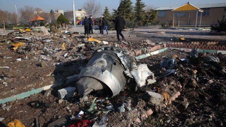 Іран затримує передання Україні «чорних ящиків» збитого авіалайнера через коронавірус