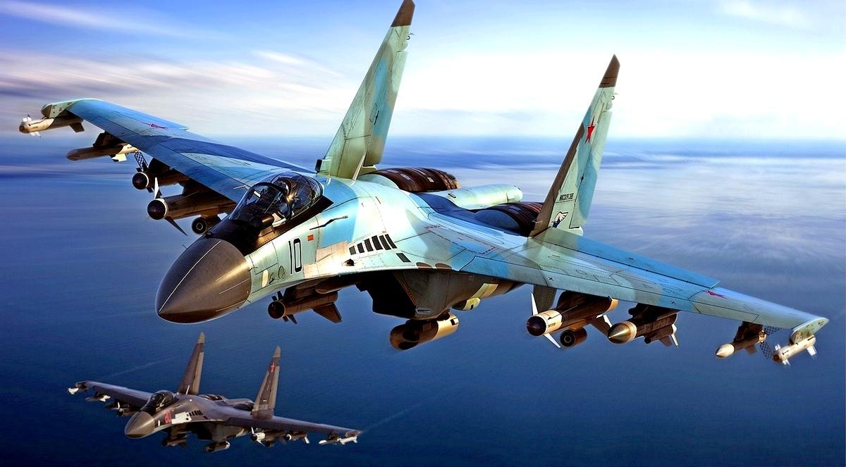 Авіація Росії в окупованому Криму проводить навчальні стрільби