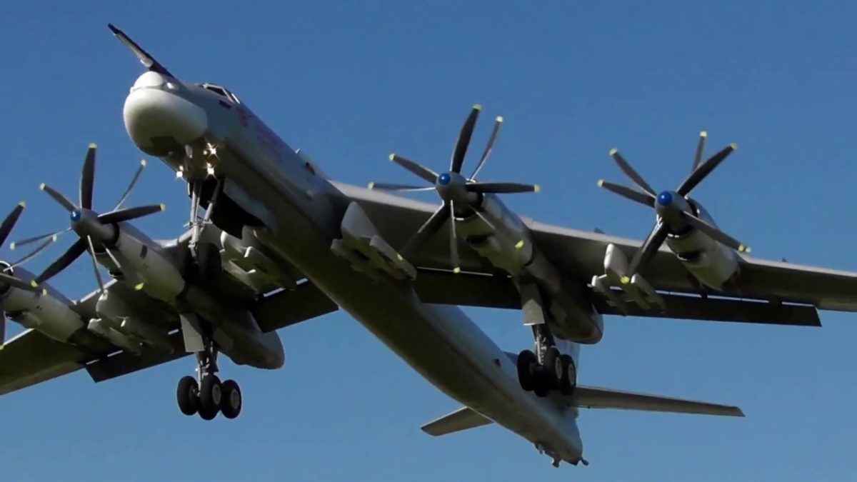 Польоти російських Ту-142 біля берегів Великобританії становлять загрозу цивільній авіації