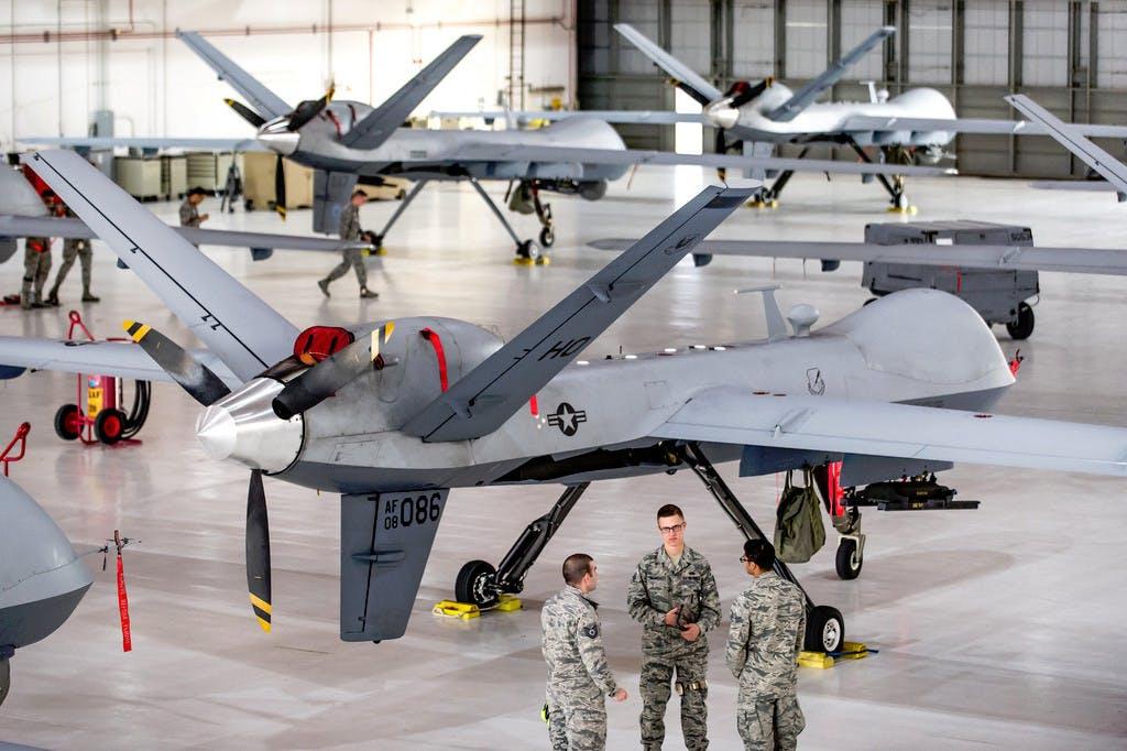 Стандарти НАТО в галузі безпілотної авіації