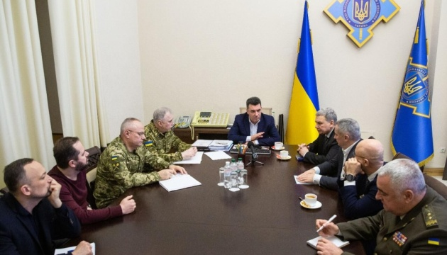 Олексій Данілов зустрівся з новими міністрами