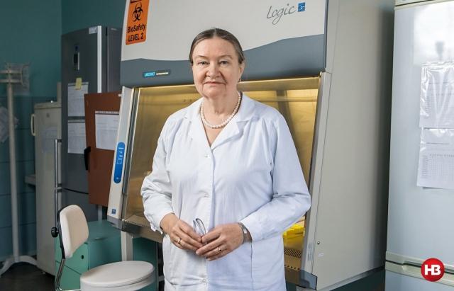 Вірусолог Алла Мироненко: «Найімовірніше, коронавірус в Україні мутує в легкі форми і набуде сезонного характеру»