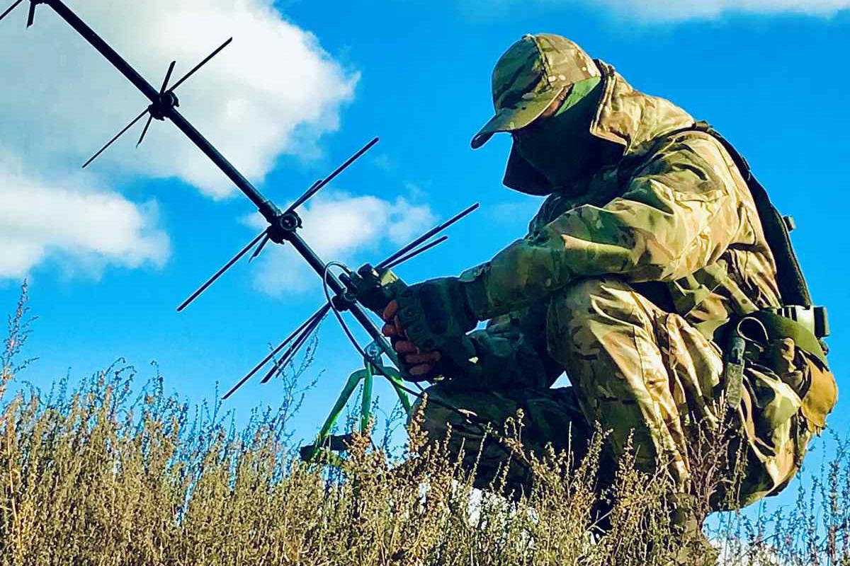 Ноу-хау від радіоспортсмена, що рятує солдатські життя