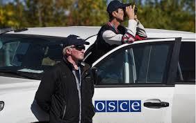 Міжнародні спостерігачі зафіксували 2,5 тис. фактів порушення ліній відведення з боку Росії