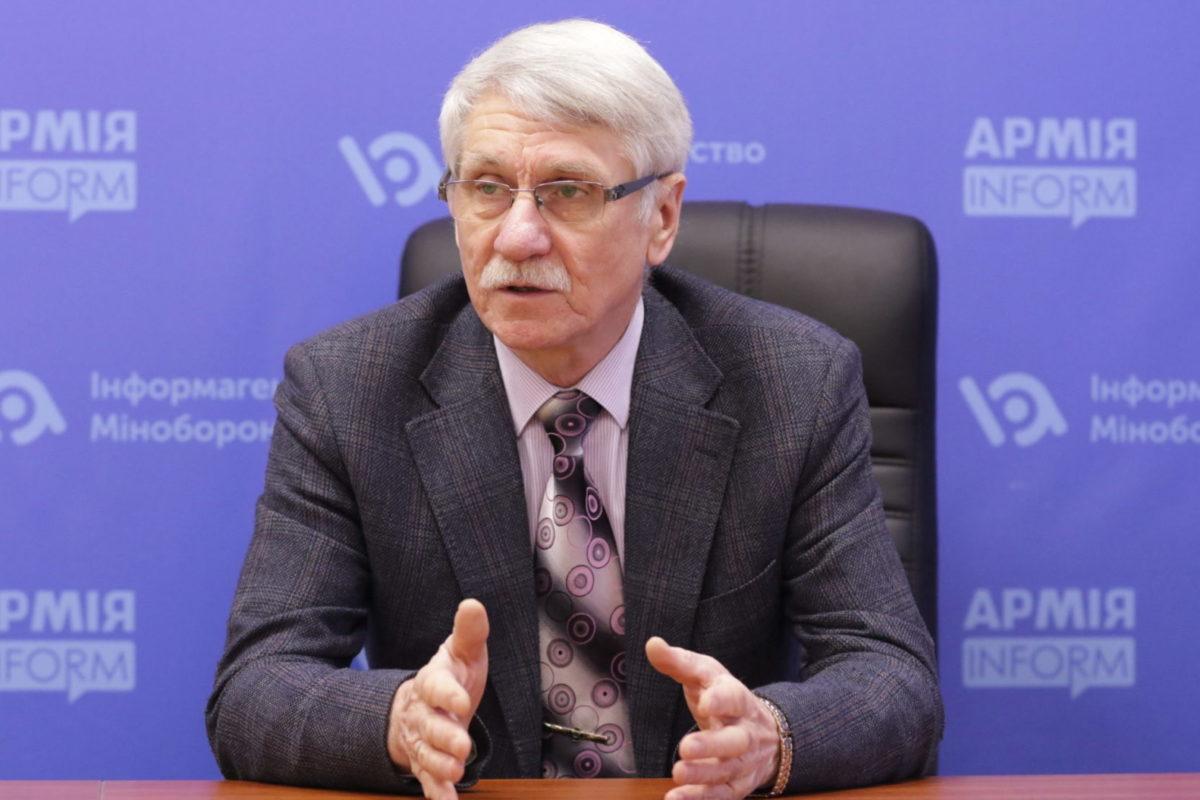 Олександр Сасько: Омолодження «Спілки офіцерів України» може відбутися лише завдяки активності й дієвості організації
