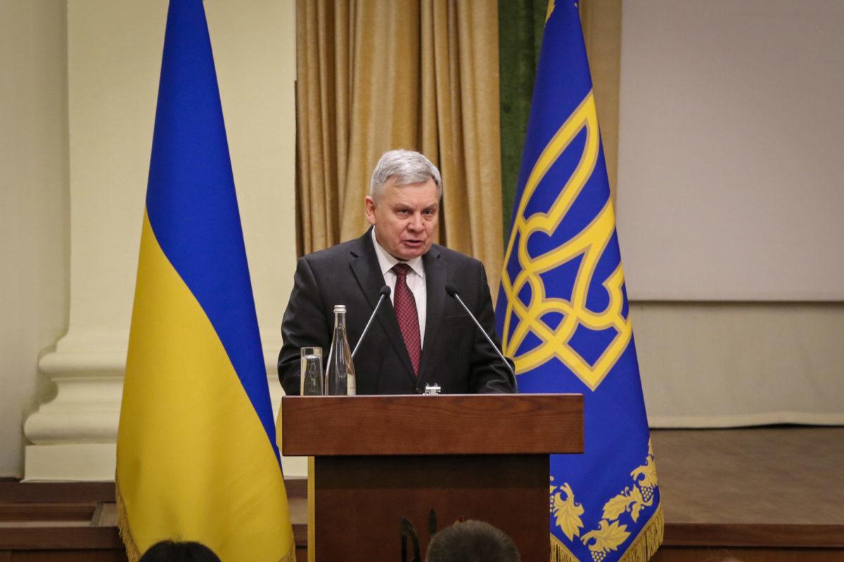 Міністр оборони Андрій Таран висловив подяку воїнам на передовій, які змусили замовкнути ПТРК противника