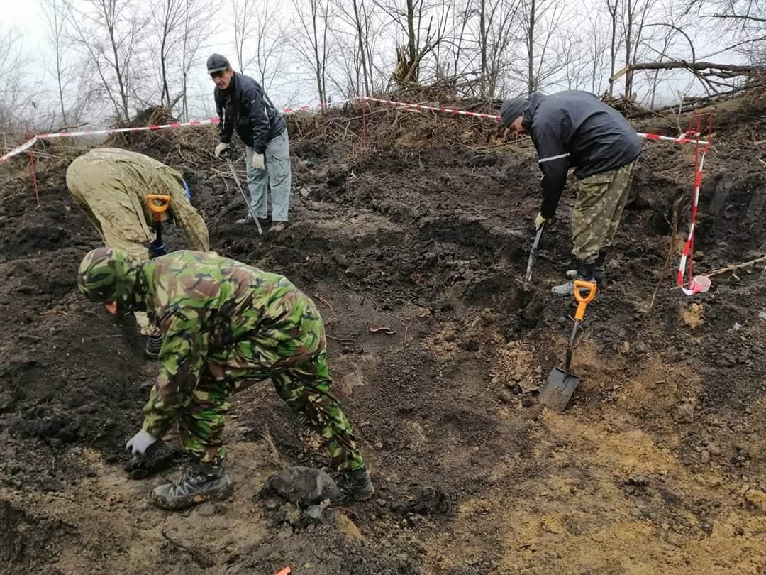 На Дніпропетровщині ідентифікували воїнів, які загинули під час Другої світової