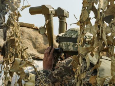 Новозванівка: снайпери РФ влаштовують ловлю на живця