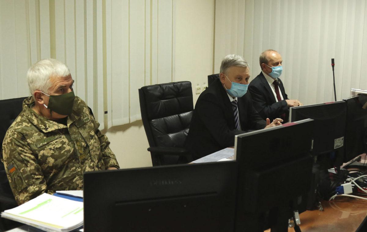Андрій Таран провів зустріч із керівним складом Повітряних Сил ЗС України у Вінниці