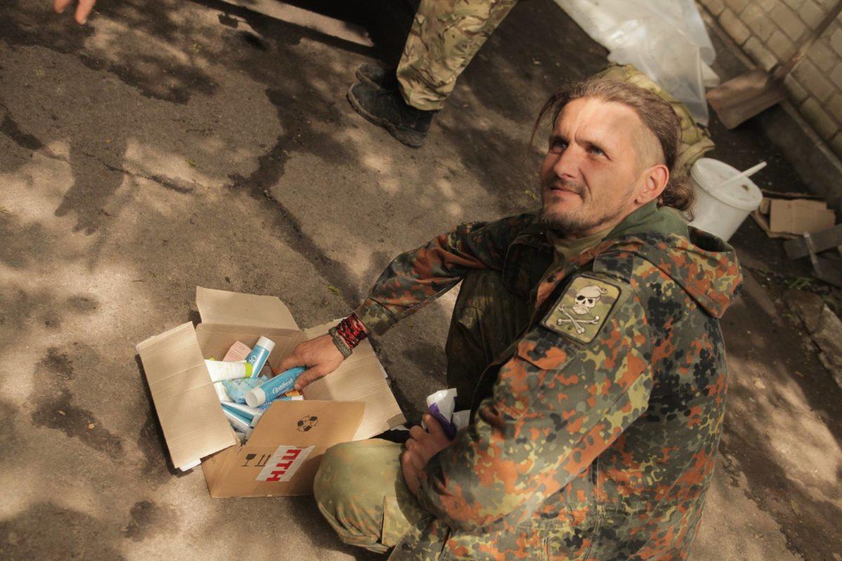 «…Троє українських бійців загинуло, ще один – зазнав поранення в районі Авдіївки… – такими були у той день новини з війни. Для когось – цифри. Для мене – знищений всесвіт»