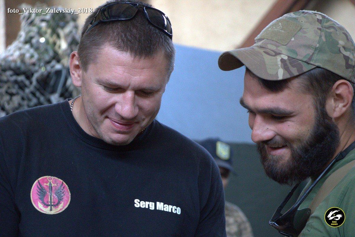 Снайпери-морпіхи: озброєні й дуже небезпечні для окупантів