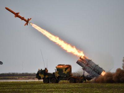 В Одеській області тривають державні випробування ракетного комплексу «Нептун»
