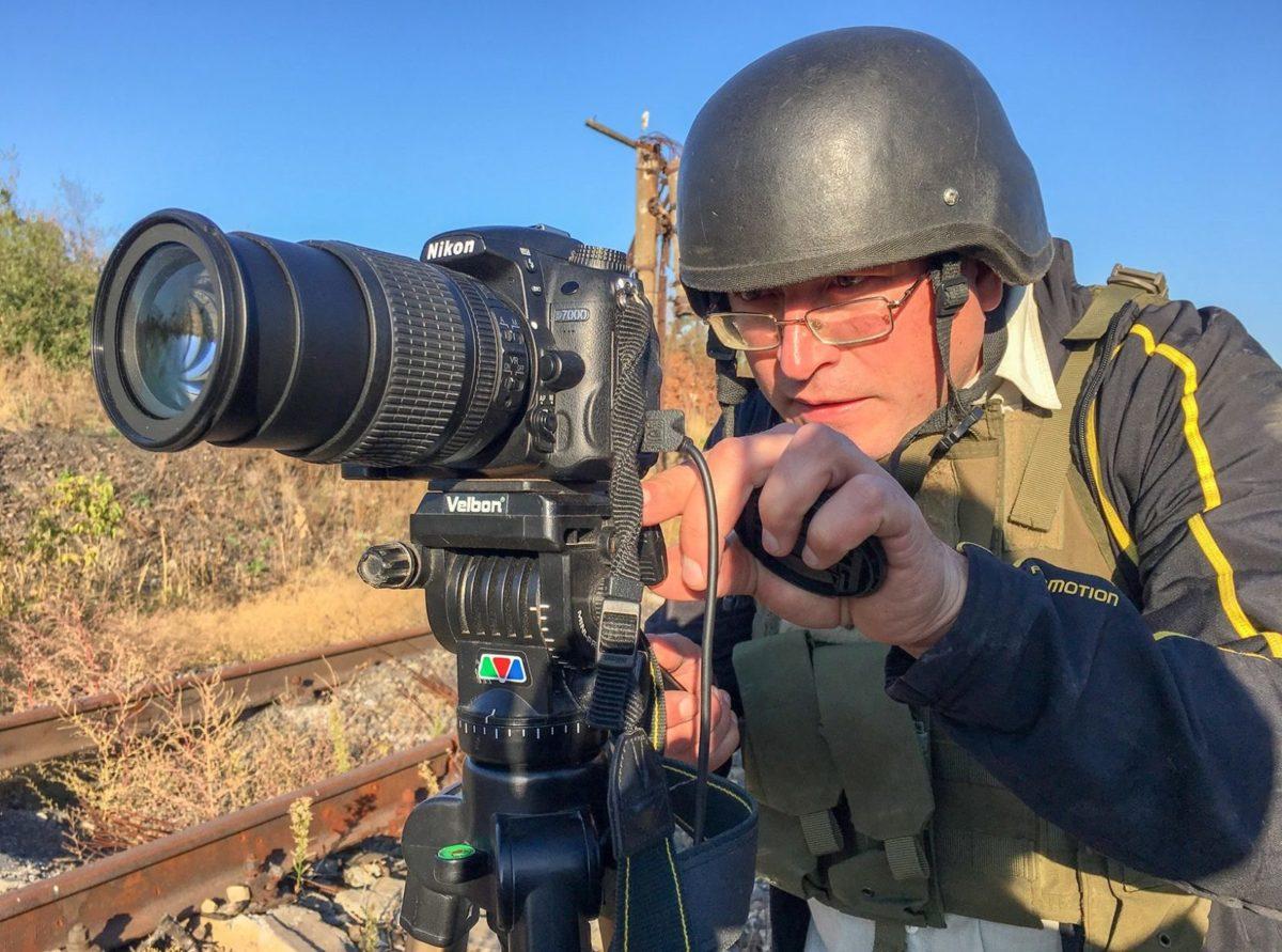 Режисер у погонах зняв першу у світі стрічку про воєначальника Дієвої Армії УНР генерал-хорунжого Романа Дашкевича