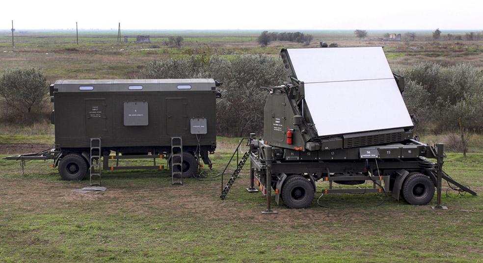 Вітчизняний мобільний радіолокатор підтвердив здатність виявлення безпілотників на різних висотах