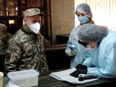 Як в Одеському гарнізоні проводять карантинні заходи