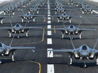 Пентагон замовив 78 новітніх винищувачів