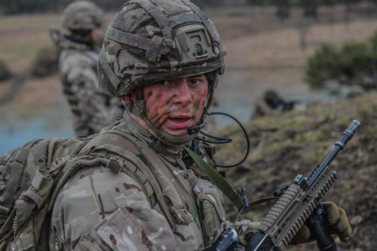 44 тижні у Королівській військовій академії