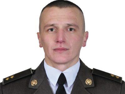 20 квітня від рук окупантів загинув випускник Національної академії сухопутних військ лейтенант Андрій Шинкарук – Павло Ткачук