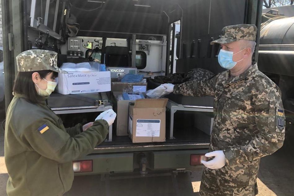 «Допомога Схід»: з турботою про українських військовослужбовців