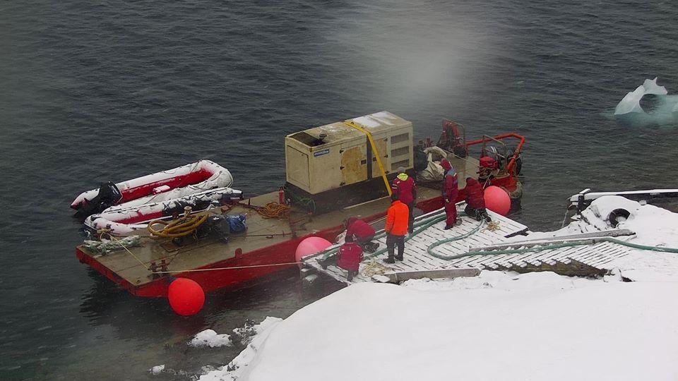 У складі 25-ї Української антарктичної експедиції – ветерани АТО