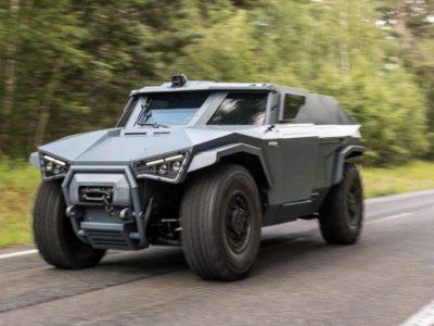 Міноборони планує оголосити конкурс на розробку сучасного армійського позашляховика на заміну «УАЗам»