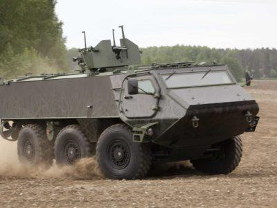 Естонія приєдналася до розроблення латвійсько-фінського бронетранспортера