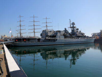 Андрій Таран відвідав флагман ВМС України фрегат «Гетьман Сагайдачний»