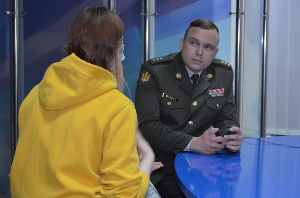 Відеоуроки предмета «Захист України» дніпровські телеглядачі побачать уже наступного тижня