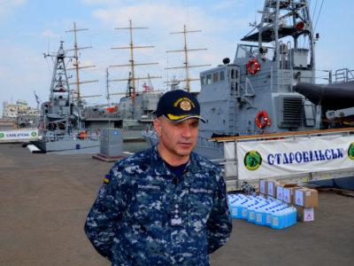 Адмірал Ігор Воронченко розповів, коли наші катери, пошкоджені російськими військовими, увійдуть до бойового складу