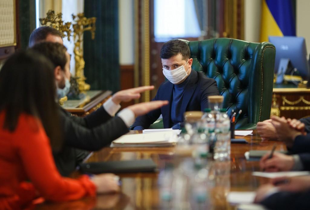 Наступним викликом щодо поширеннякоронавірусу в Україні стануть травневі свята – Володимир Зеленський