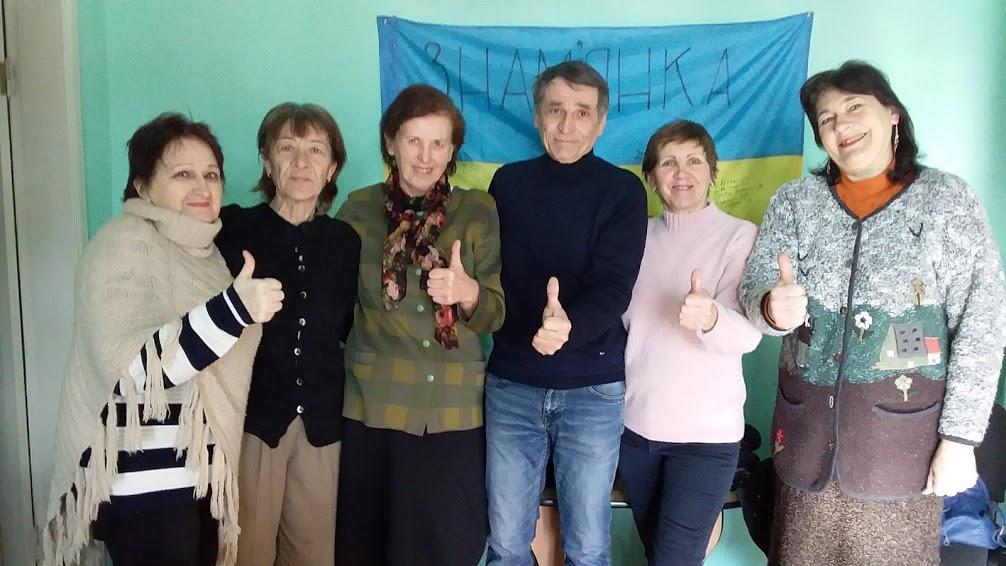 Волонтери з Кіровоградщини зібрали на фронт півтора мільйона гривень