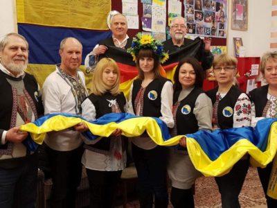 Українці в Німеччині переймаються проблемами постраждалих від російської агресії