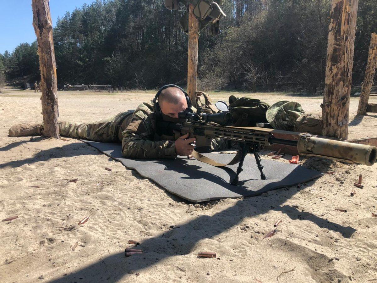 Як перевіряли бойову готовність спецпризначенців ВСП