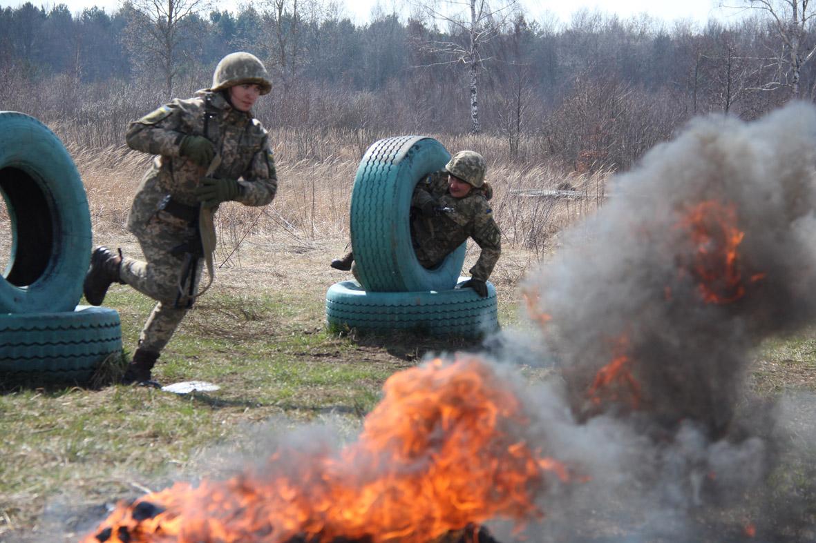 «Французька естафета», або Як тренується пам'ять для бойових умов