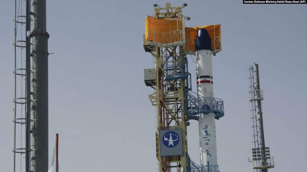 Іран здійснив успішний запуск військового супутника