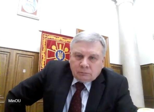 Міністр оборони поінформував профільний комітет про плани реформування та розвитку ЗСУ