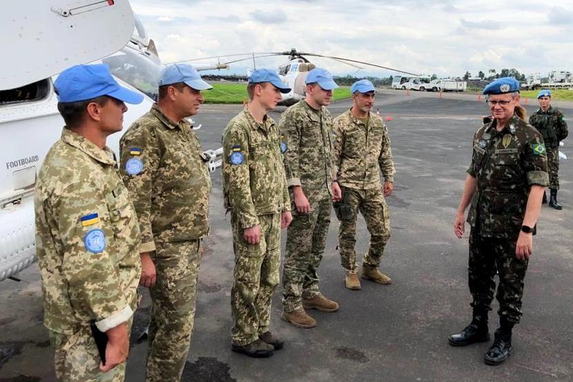 Керівництво Місії ООН високо оцінює професіоналізм українських вертолітників