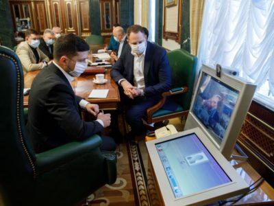 Президент України переходить на особливий режим роботи