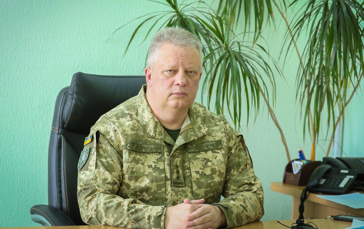 Начальник центрального управління продовольчого забезпечення ЗСУ: «Реформа харчування в українському війську триває»