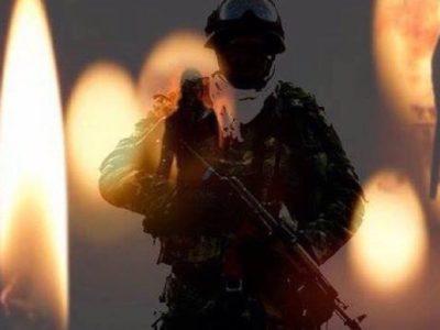 Український військовослужбовець під час ворожого обстрілу отримав поранення, несумісне з життям – штаб ООС