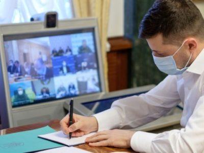 Президент створив Консультативну раду у справах ветеранів війни, сімей загиблих (померлих) захисників України
